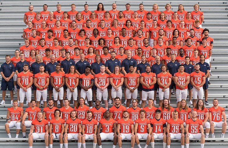 2018 Football Roster Wheaton College Athletics