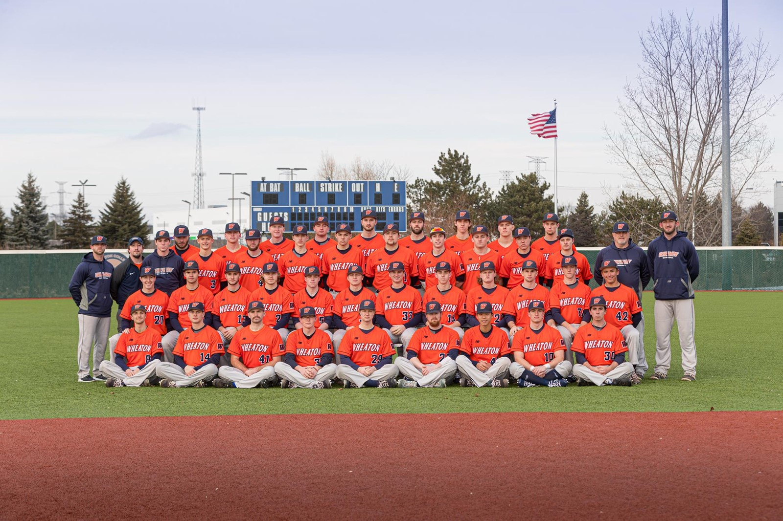 2020 Baseball Roster Wheaton College Athletics